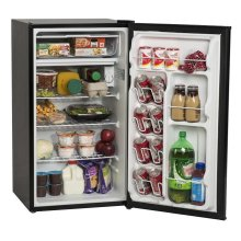 Arctic King 3.3 Cu. Ft. Compact Refrigerator - Black
