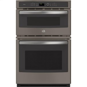 "GE ProfileSeries 27"" Built-In Combination Convection Microwave/Convection Wall Oven"