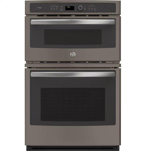 "GE Profile Series 27"" Built-In Combination Convection Microwave/Convection Wall Oven"