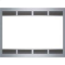 "HMT5751 Built-In Microwave Oven Trim Kit - 27"" SS 500 Series - Stainless Steel"