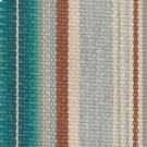 Pendleton Stripe Aqua Fabric Product Image