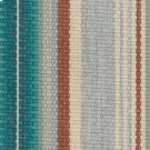Pendleton Stripe Aqua Fabric Product Image