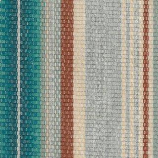Pendleton Stripe Aqua Fabric