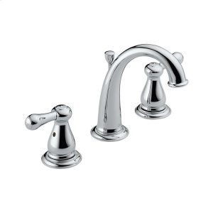 Chrome Two Handle Widespread Lavatory Faucet Product Image