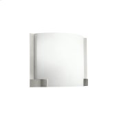 "Nobu Collection 9.5"" LED Wall Sconce NI"