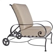Hi-back Adjustable Lounge Chair