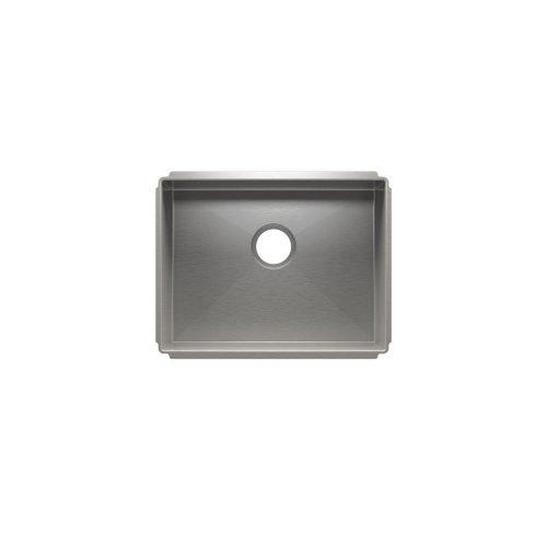 """J7® 003914 - undermount stainless steel Kitchen sink , 21"""" × 16"""" × 10"""""""