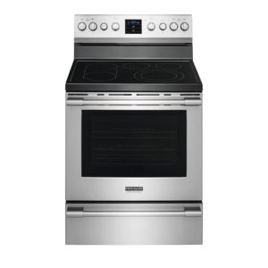 30'' Freestanding Electric Range -