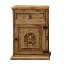 Nightstand W/Star (Left)
