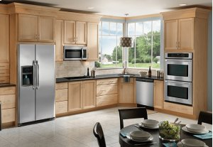 4 Piece Kitchen Appliance Package