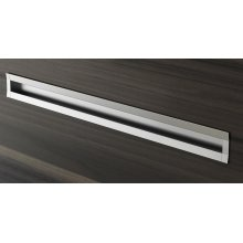 """Smart Pull Centers 6 1/4"""" Stainless Steel"""