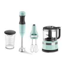 Exclusive Blend, Mix and Chop Set - Ice