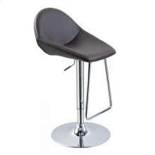 Modrest Mel - Contemporary Brown Eco-Leather Bar Stool