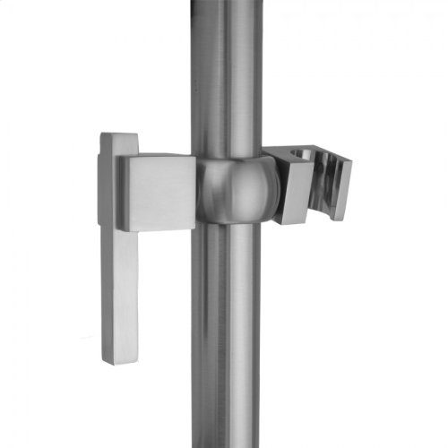 ADJUSTABLE SLIDING HANDSHOWER MOUNTS - GRAB BAR SOLD SEPARATELY