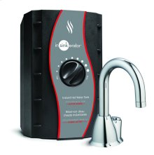 HOT100 Instant Hot Water Dispenser - Chrome