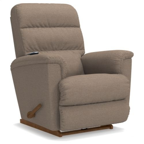 Tripoli Reclina-Rocker® Recliner w/ Two-Motor Massage & Heat