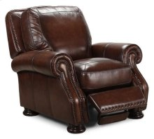 Traditional Press Back Recliner