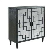 Modern Fret Cabinet Product Image