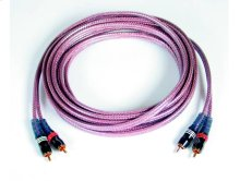 High Performance RCA Cable, 16.4 ft