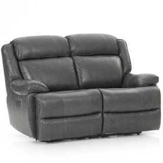 Avalon - Dual Power Reclining Love Seat