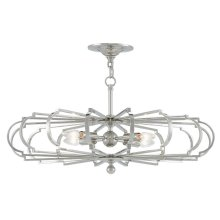 Bascom Nickel Chandelier