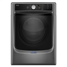 """Maytag® Large Capacity Dryer with Sanitize Cycle and PowerDry System """" 7.4 cu. ft. - Metallic Slate"""