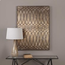 Kanza Metal Wall Panel