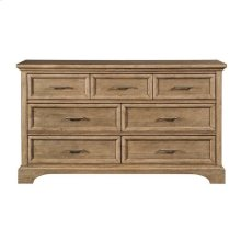 Chelsea Square French Toast Dresser