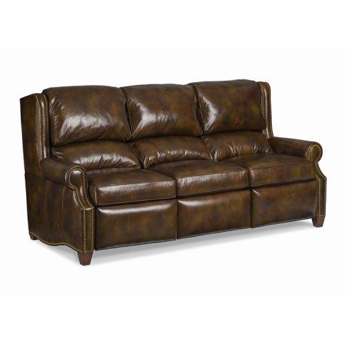 Epic Recline Sofa 2 Recliners
