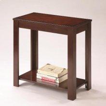 Pierce Chairside Table Black