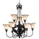 Cromwell - 9 Light Chandelier Product Image