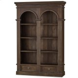 Roosevelt Double Arch Bookcase Product Image