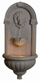 Indoor/Outdoor Wall Fountain Product Image