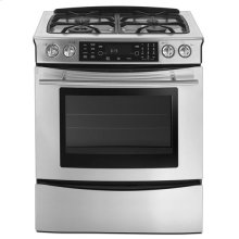 Slide-In Gas Range