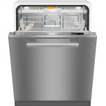Fully integrated dishwasher with 3D cutlery tray+ for large loads of dishware in households, offices and utility areas.