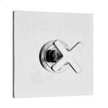 """3/4"""" Thermostatic Contemporary Shower Set with Tribeca-X Handle"""