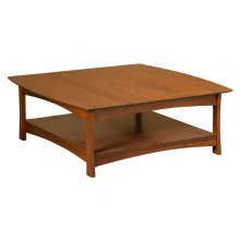 Manhattan Square Coffee Table