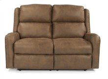Cameron Fabric Reclining Loveseat