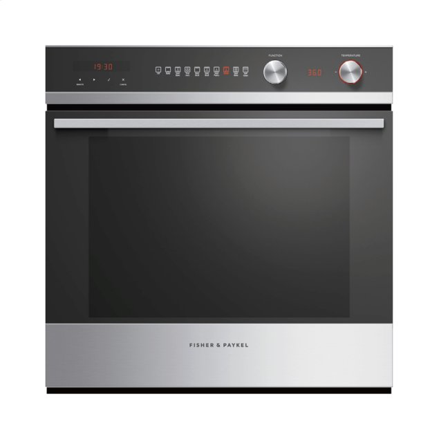 """Fisher & Paykel Oven, 24"""", 9 Function, Self-cleaning"""