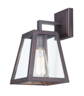 Pasadena 1-Light Outdoor Wall Lantern