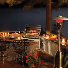 OASIS Under Grill Cabinet for Built-In Prestige PRO 825 Gas Grill Head