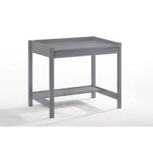 Zest Student Desk in Gray Finish