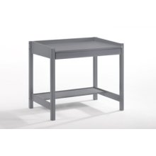 Zest Student Desk in Gray Finish