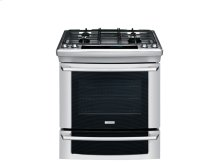 30'' Natural Gas Built-In Range with IQ-Touch™ Controls