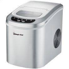 27lb-Capacity Portable Ice Maker