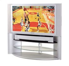 """50"""" TV with TV Stand"""