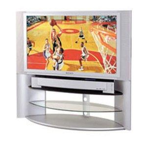 """Panasonic50"""" TV with TV Stand"""
