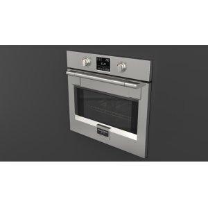 "Fulgor Milano30"" Pro Single Oven - stainless Steel"