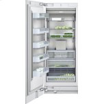 "GaggenauFreezer column RF 471 701 Fully integrated appliance Width 30"" (76.2 cm)"