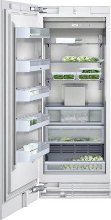 "Freezer column RF 471 701 Fully integrated appliance Width 30"" (76.2 cm)"